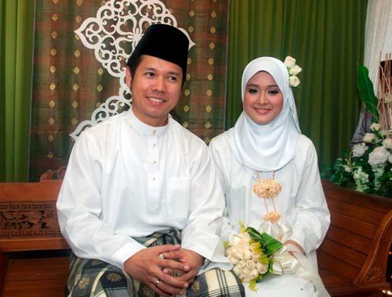 Foto pasangan cantik farah lee - ally iskandar