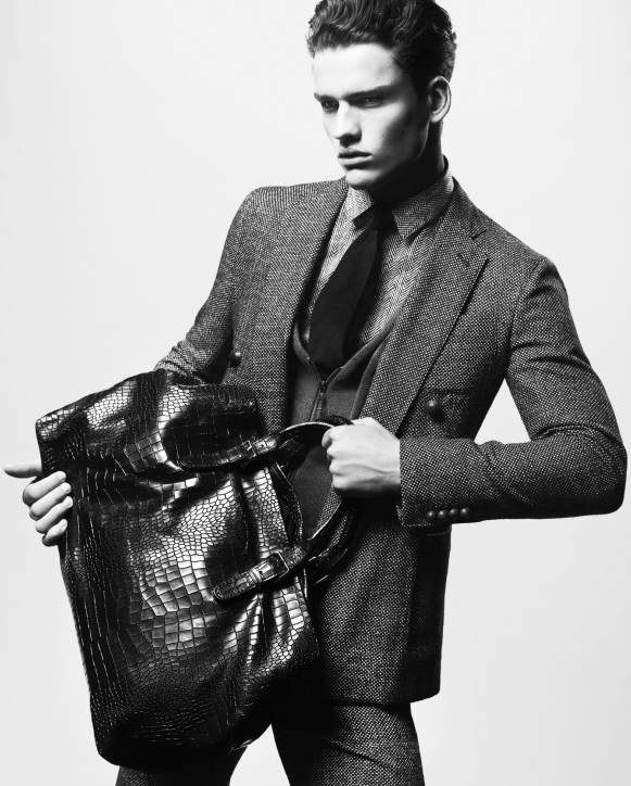 Giorgio Armani Men Fall-Winter 2012/2013 men chic