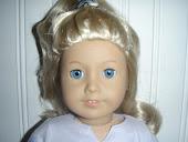Lilly Monroe!  (Emma's Doll)