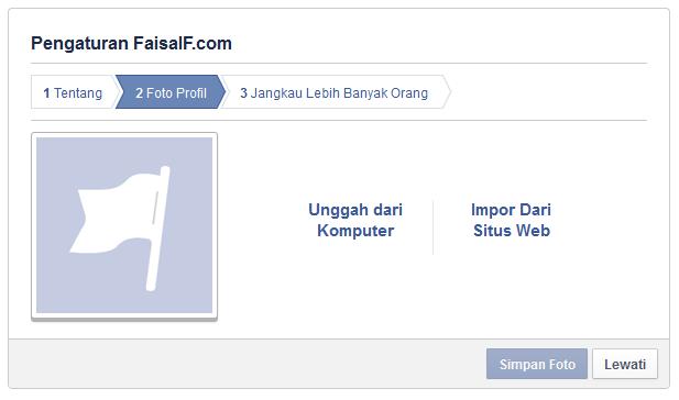 cara membuat halaman fan page facebook