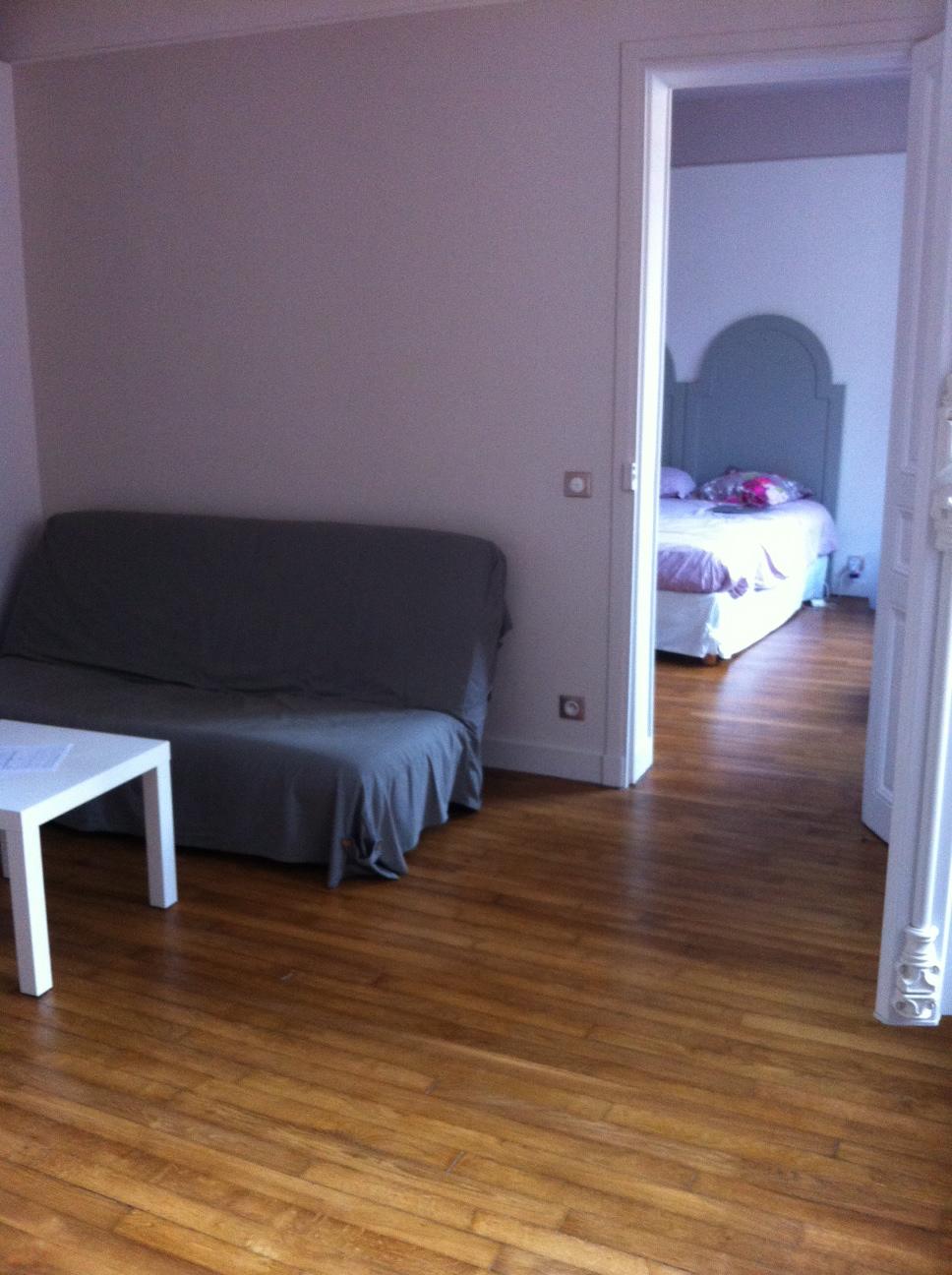 Au Pair in France: My Room