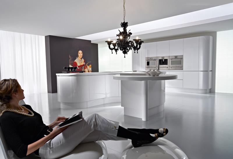 Mart 2013 c mo dise ar cocinas modernas cocina y muebles for Como disenar una isla para cocina
