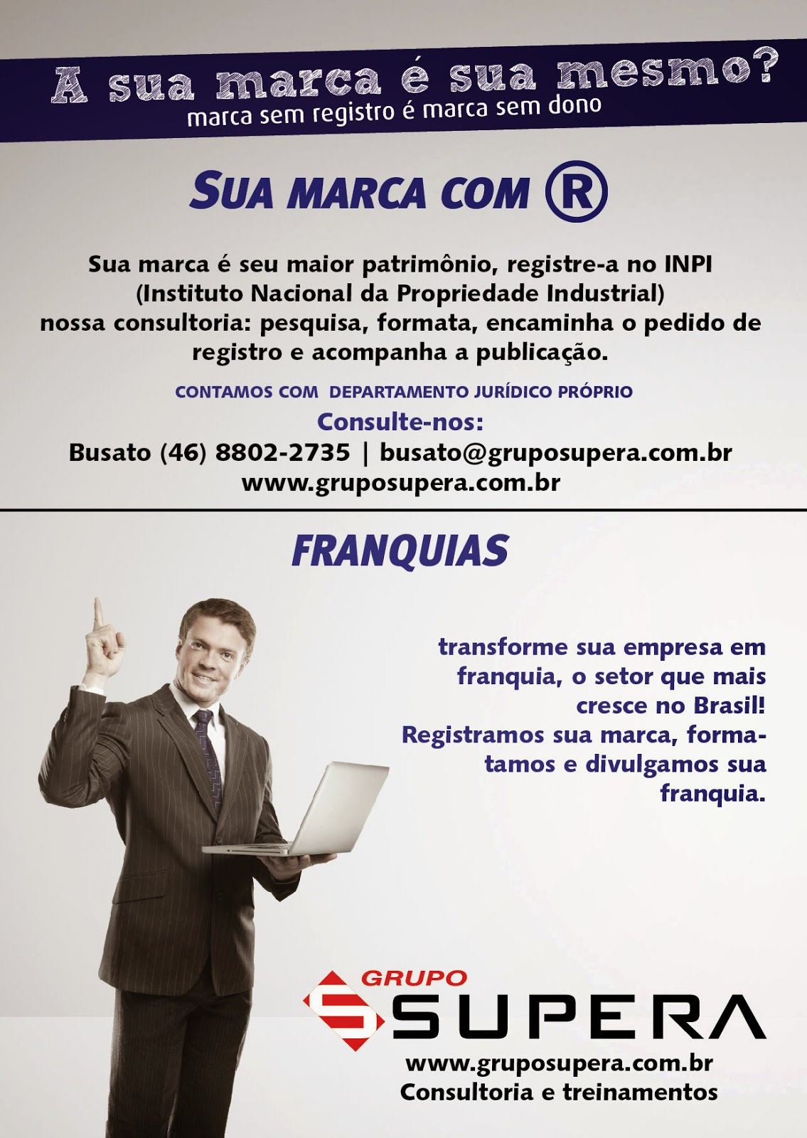 registro de marcas, formatação de franquia, franquias, franchising, venda de franquia, microfranquia, inpi