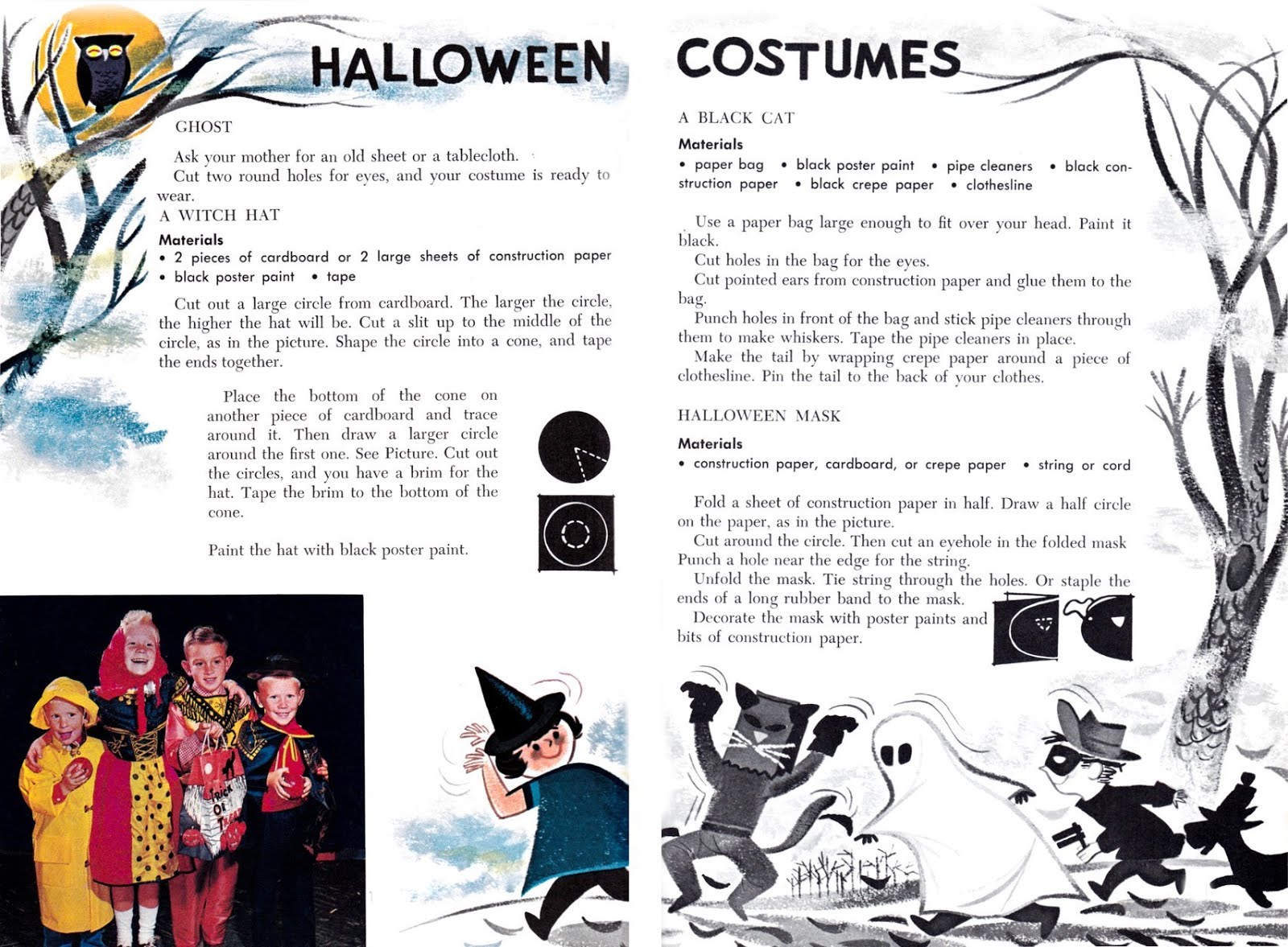 and everything else too: 100 Days Until Halloween: Costumes