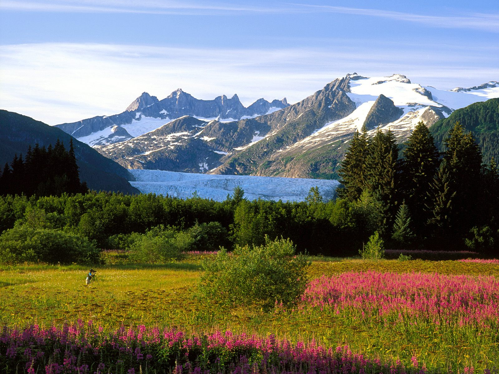 Alaska has some of the most incredible scenery to be found in the