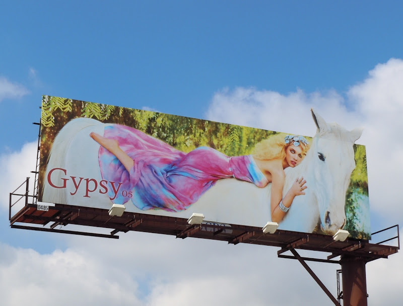 Gypsy05 horse billboard