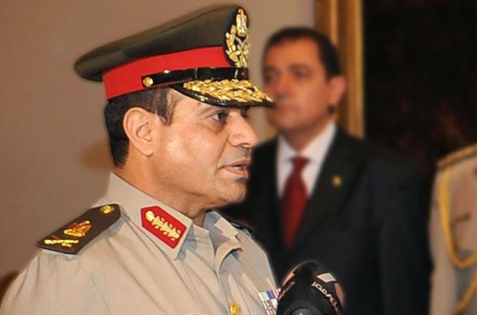 Finding Neverland Blog: Abdel Fattah el-Sisi, Egypt's ...
