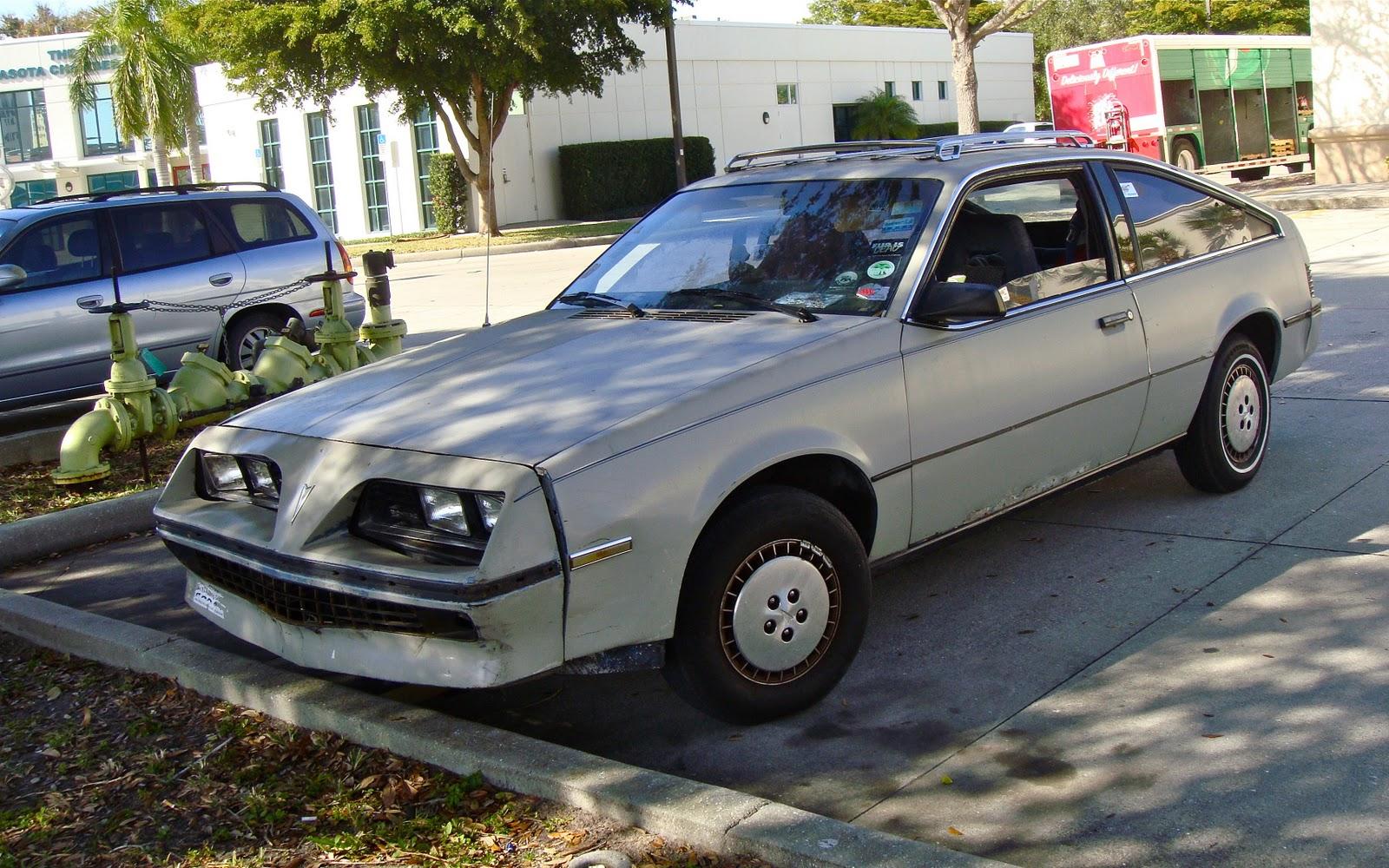 Pontiac J on 1982 Pontiac 4 Door