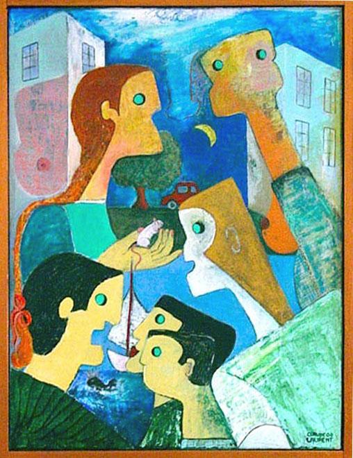 Cubist par Claude Laurent