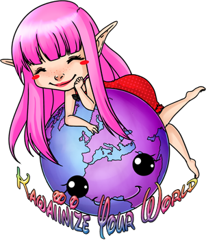 Kawaiinize Your World