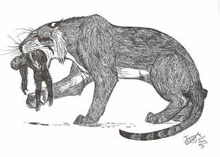 Machairodus Kabir
