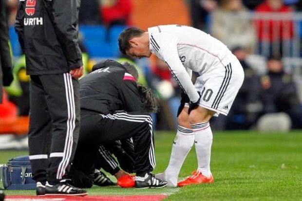 Rodriguez Terpaksa Rehat Dua Bulan, Cedera Di Kaki Kanan, info sukan, james rodrigues, real madrid, bola sepak,