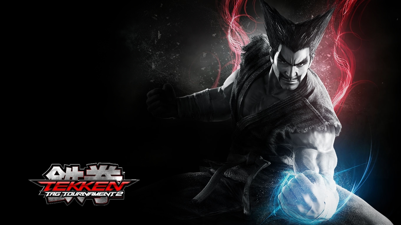 Heihachi Mishima Tekken Tag Tournament 2 Game Wallpaper