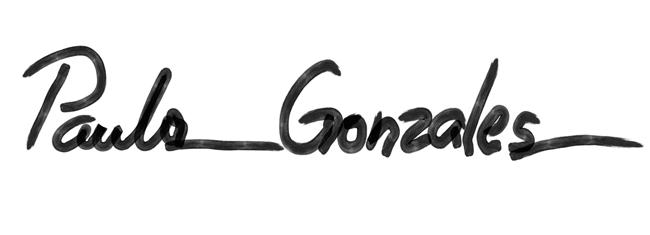 PAULO GONZALES