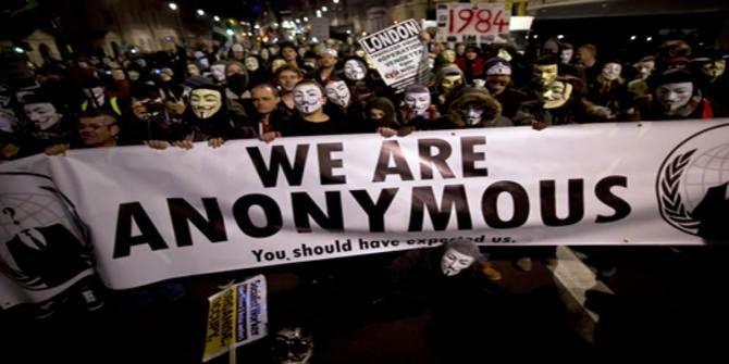 Penjelasan Tentang Anonymous