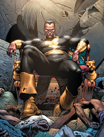 Adão Negro Black Adam