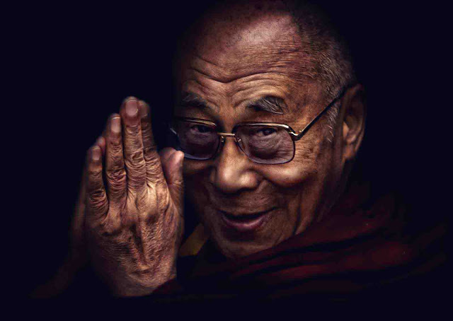 The World's Calmest Man, Dalai Lama, Reveals that Careless Staff Makes Him Mad