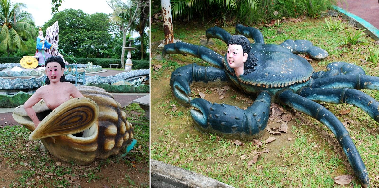 The Intercontinental Gardener Haw Par Villa In Singapore