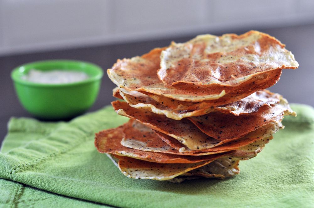 Thinking Outside The Bag- Homemade Baked Potato Chips