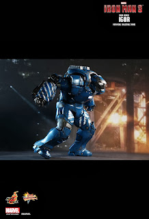 Hot Toys MMS Iron Man 3 - Iron Man Mark XXXVIII Igor Armor