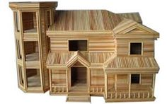 euro house miniature design art - Euro House Designs
