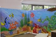 Artystyczne malarstwo ścienne, malarstwo dekoracyjne, murale, malowidła, .