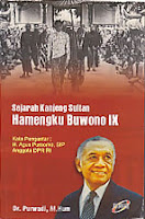 toko buku rahma: buku SEJARAH KANJENG SULTAN HAMENGKU BUWONO IX, pengarang purwadi, penerbit hanan pustaka