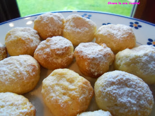 biscottini leggeri al limone