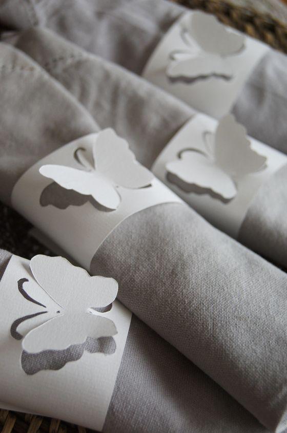 Haikaranpes kodiksi askartelut paperista - Faire des rond de serviette soi meme ...