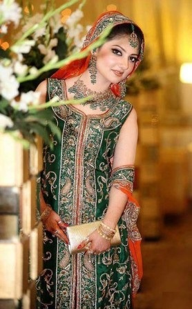 Pakistani-Bridal-Wear-Style