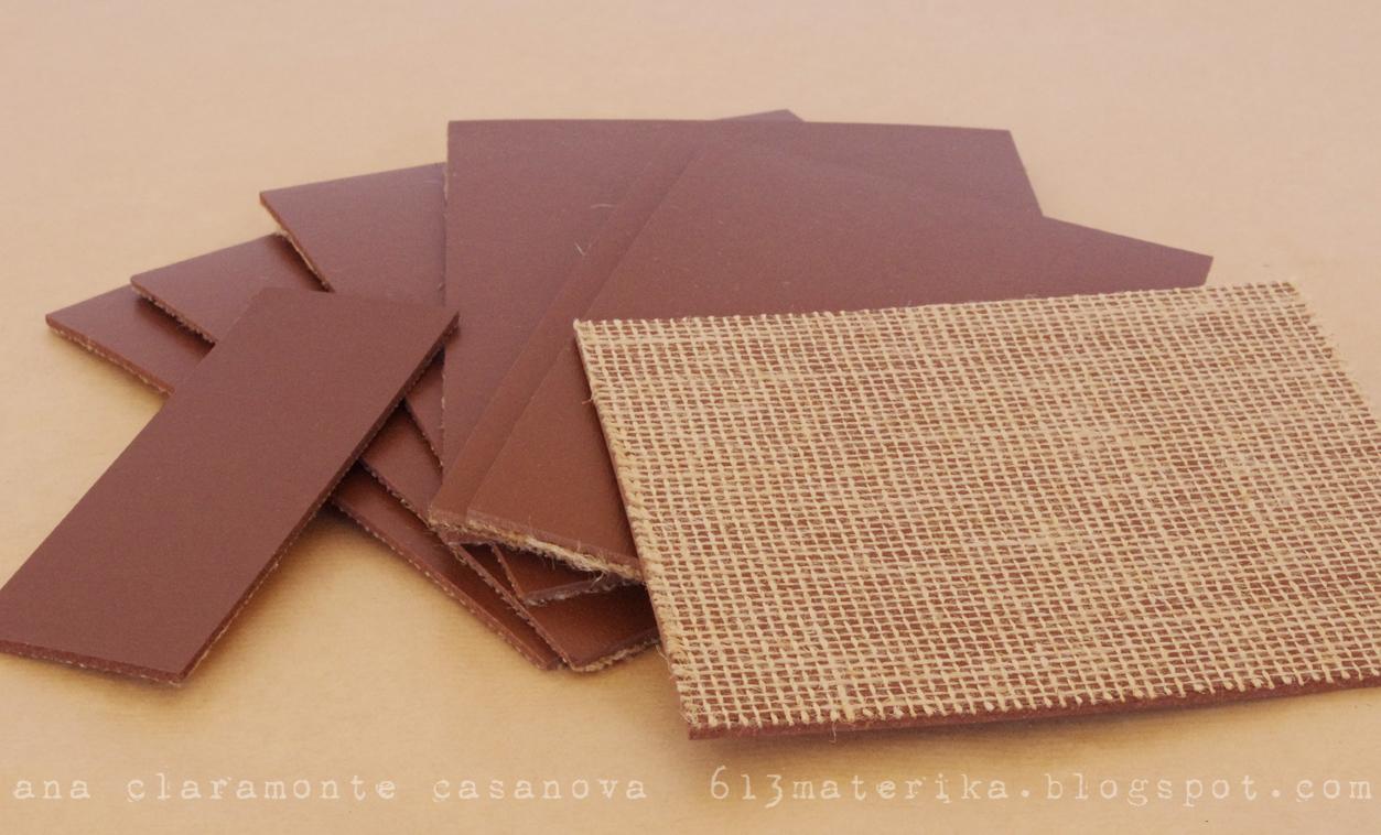 Material para carvar sellos 613materika for Materiales para hacer un piso