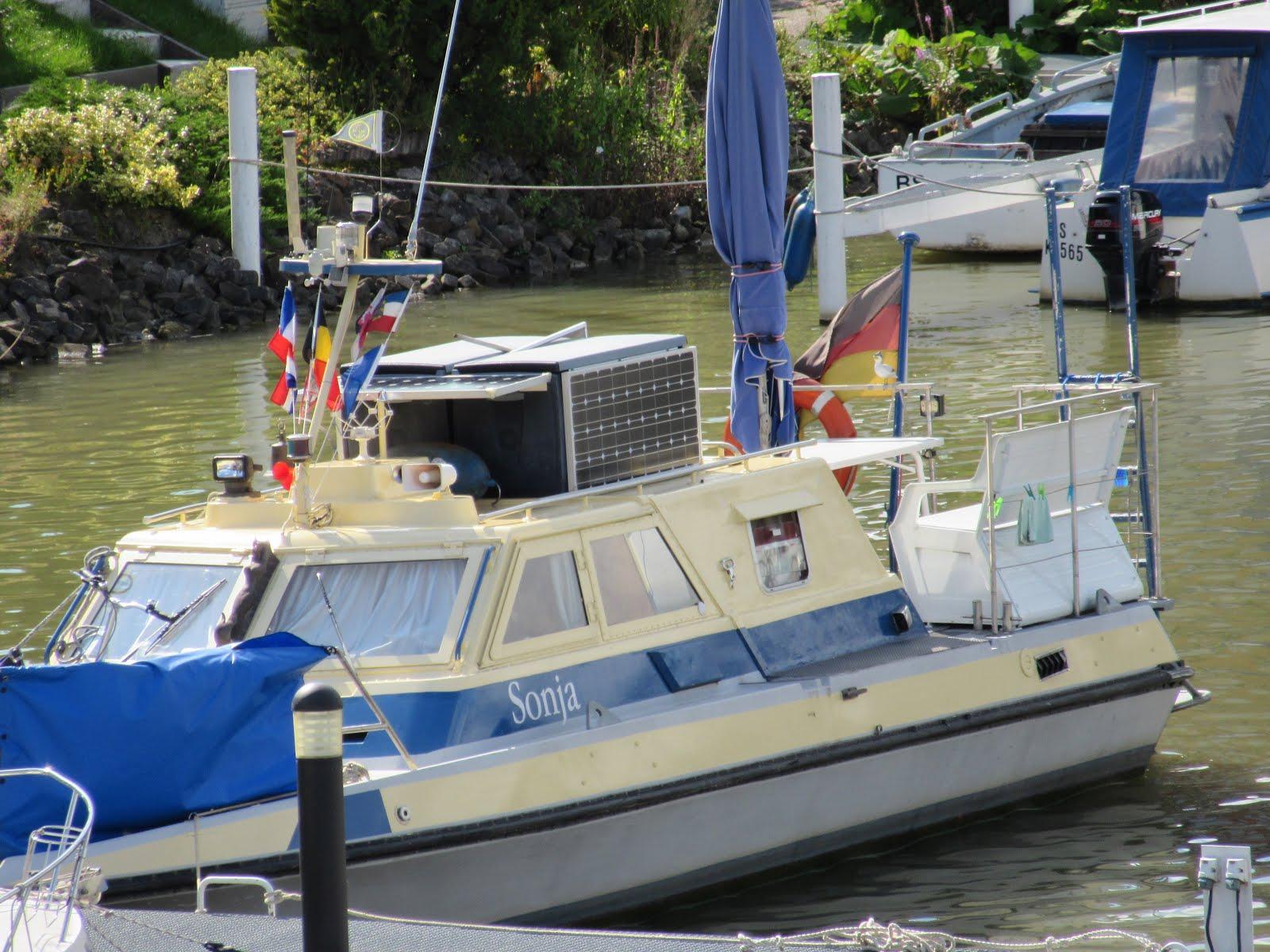 "Patroillenboot ""SONJA"""