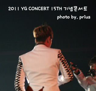 TOP at YG Family Concert 2011