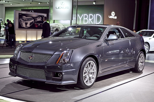 wallpapers cars cadillac cts v coupe 2011. Black Bedroom Furniture Sets. Home Design Ideas