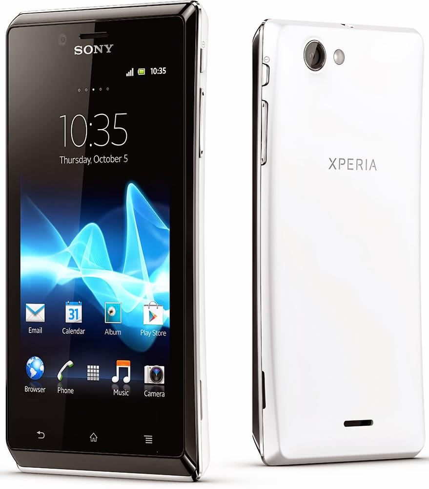 Sony Xperia J ST261