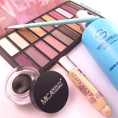 boxycharm august 2015 - the beauty puff