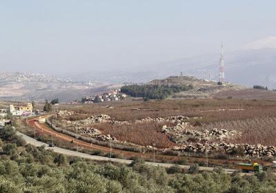 Hezbollah ataca forças israelenses em Shebaa