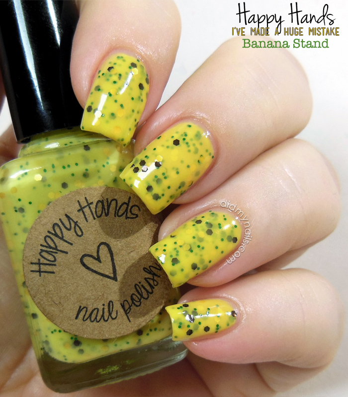 Happy Hands Banana Stand swatch