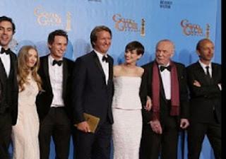 فيلم عملية الاستخبارات الأمريكية »أرجو يفوز بالجائزة الأولى في حفل توزيع جوائز »جولدن جلوب« في هوليوود