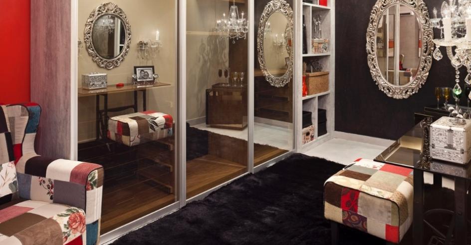 Jogos De Arrumar Quarto Com Closet ~ Closets  veja 15 quartos de vestir de diferentes estilos e lindos