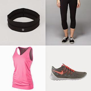 Nike, Lululemon, fitness