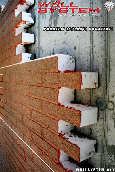 Pannelli termoisolanti per pareti esterne