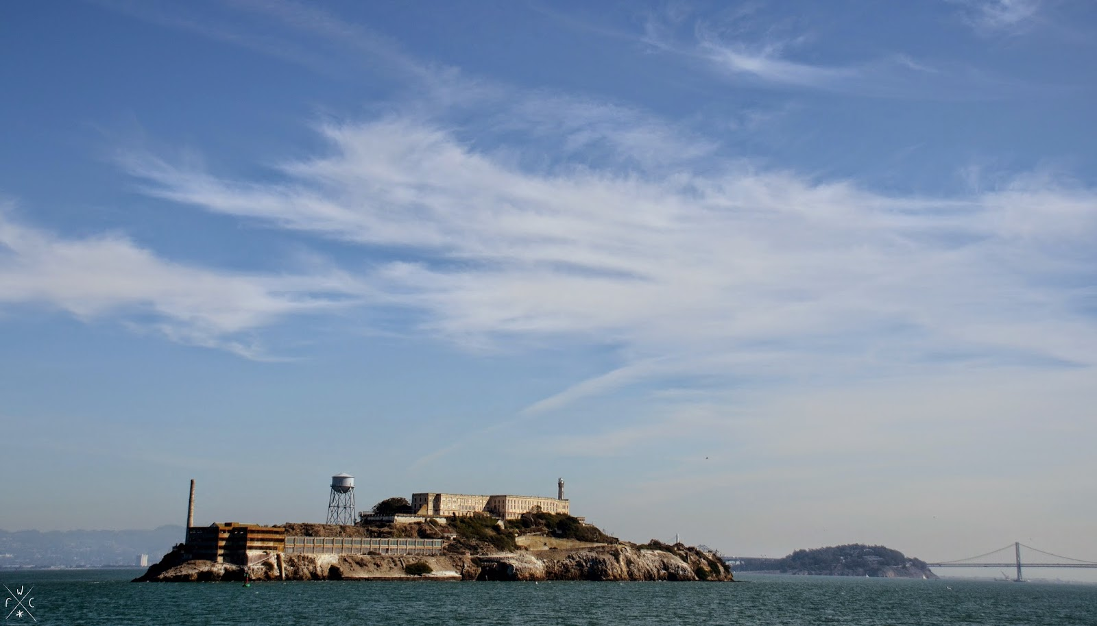 Alcatraz Island, San Francisco Bay, Californie, USA