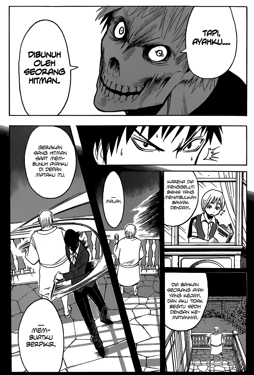 Komik assassination classroom 109 - waktunya dewa kematian jam ke 9 110 Indonesia assassination classroom 109 - waktunya dewa kematian jam ke 9 Terbaru 8|Baca Manga Komik Indonesia|