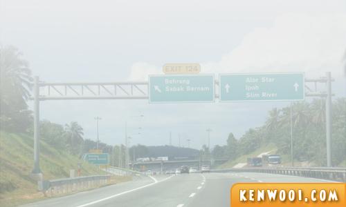 malaysia haze highway
