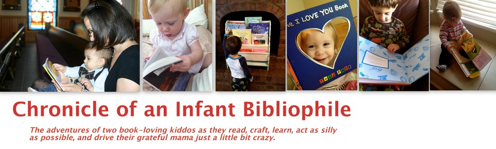 Chronicle of an Infant Bibliophile