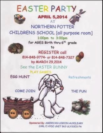 4-5 Easter Party NP Childrens School