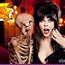 Elvira, a Rainha das Trevas, no Brasil Comic Con 2014