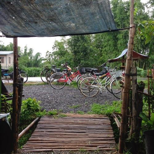 inle, lac inle, birmanie, myanmar, lac, tomates, voyage, photos de voyage, averse, saison des pluies