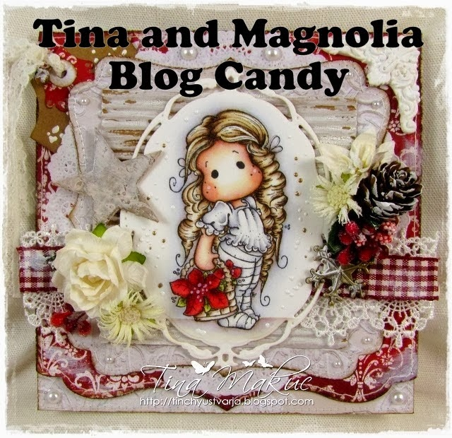 Tina & Magnolia Blog Candy